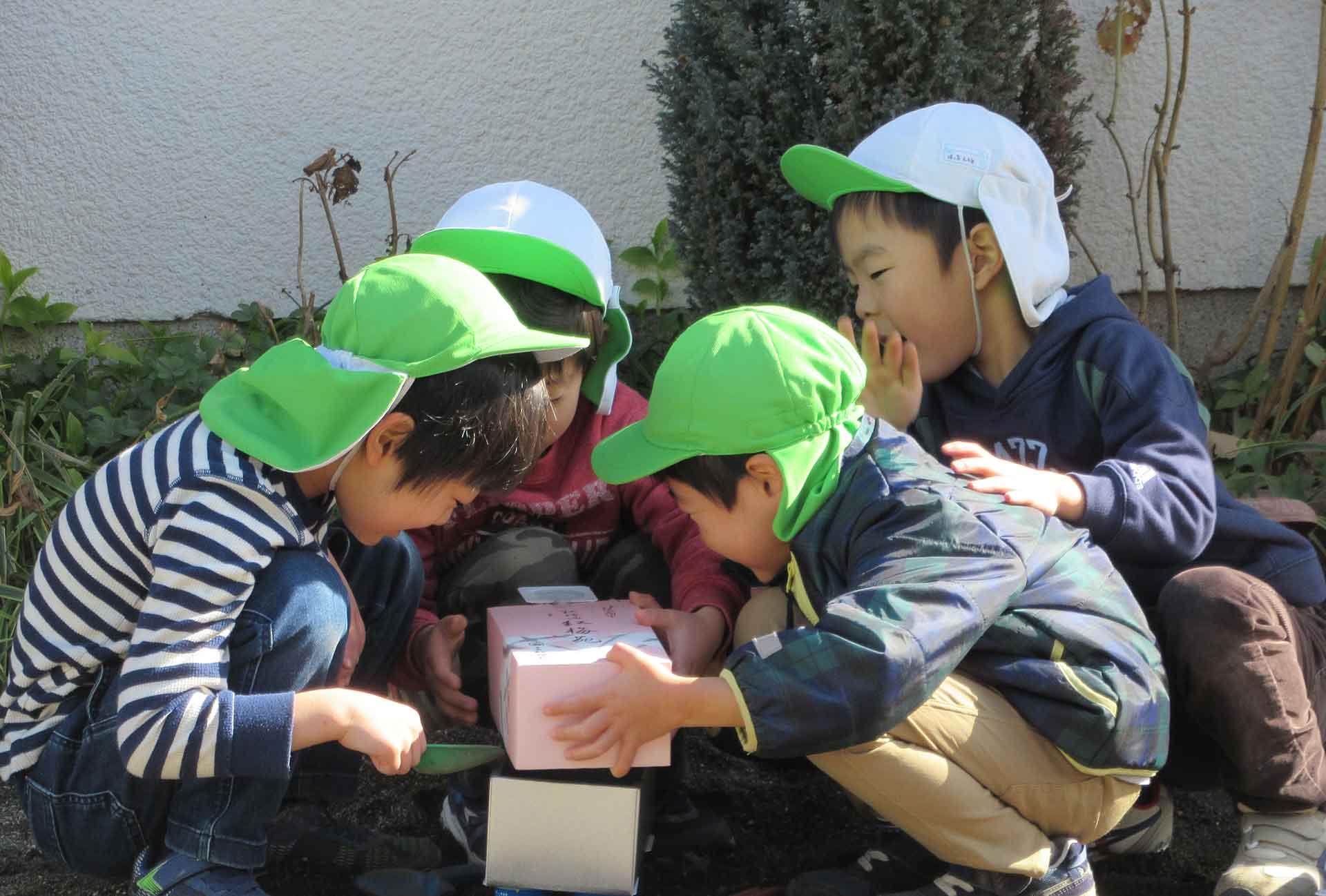 日本基督教団小平教会附属 認定こども園 めぐみこども園 小平幼稚園